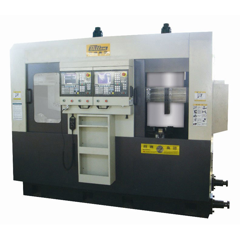 Vertical and inverted vertical combined lathe