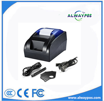 Cheap price 2 inch USB wired thermal receipt printer for pos system