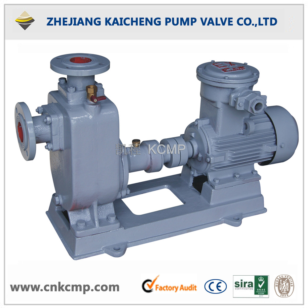 Explosion -proof centrifugal oil pump