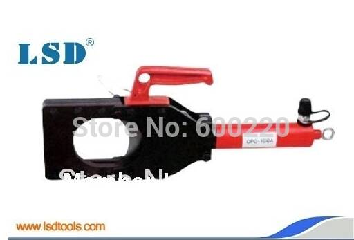 Split Hydraulic Cable Cutter, cutting copper aluminum core amoured cable,<100mm
