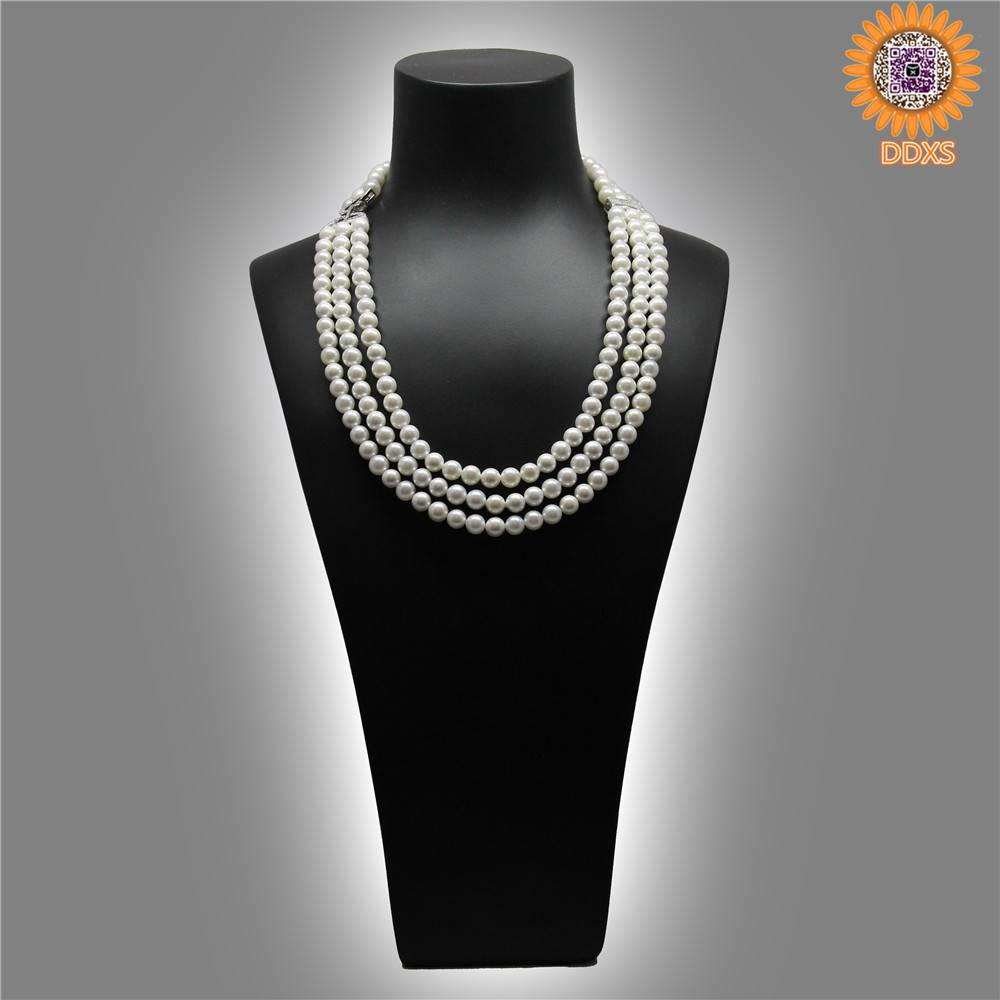 wholesale fashion luxury shell pearl necklace