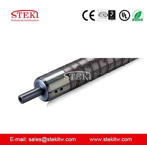 STEKI 2016 cantilevered aluminum differential air shafts round head