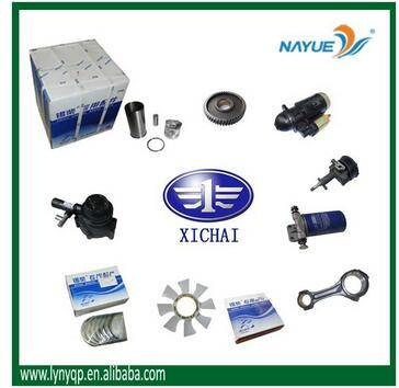 XICHAI diesel engine spare parts genuine parts