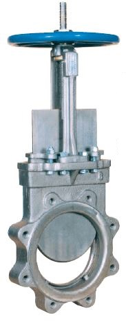 Knife Gate Valve - KLM