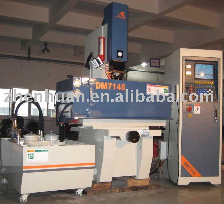 Electrical discharge machine, EDM, edm wire cutting machine