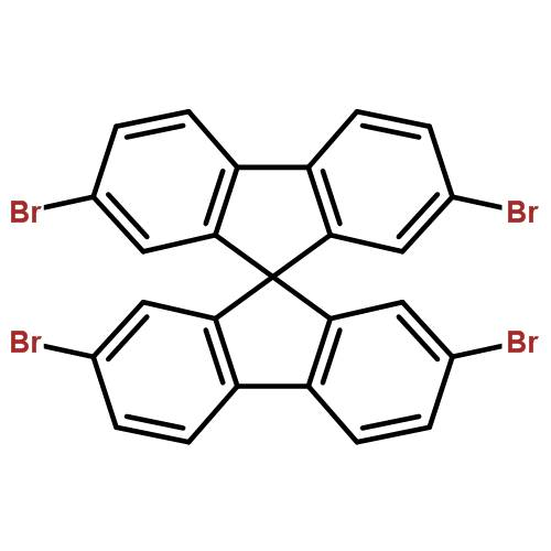 2,2',7,7'-Tetrabromo-9,9'-spirobifluorene[128055-74-3]