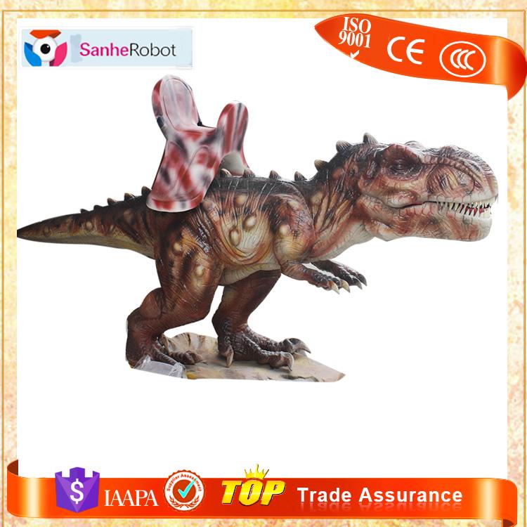 Theme Park Lifelike Animated Dinosaur theme park rides