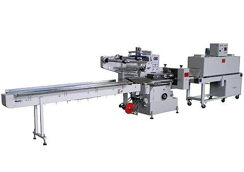 QNF590 AUTOMATIC SHRINK PACKAGING MACHINE