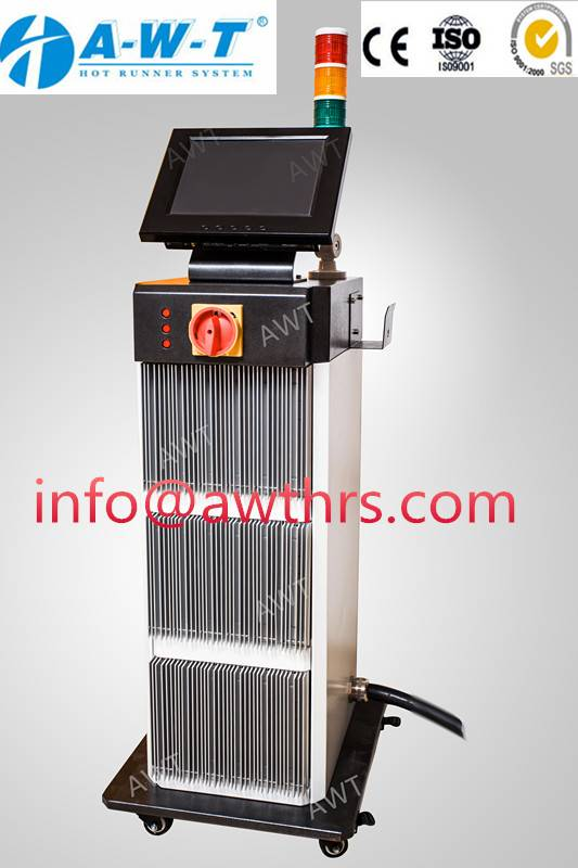 AWT Manufacturer Temperature Controller Plastic Injection Molding with CE for hot runner system