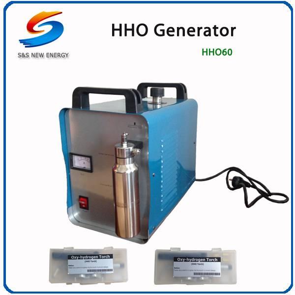 Energy-saving enviromental HHO generator oxyhydrogen generator