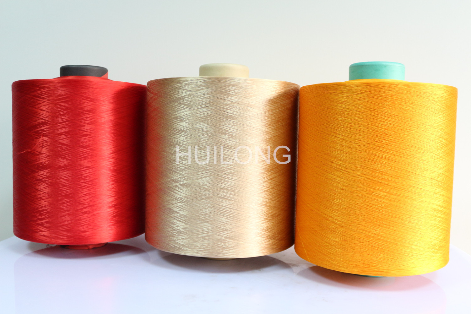 100 polyester textured yarn 150 48f