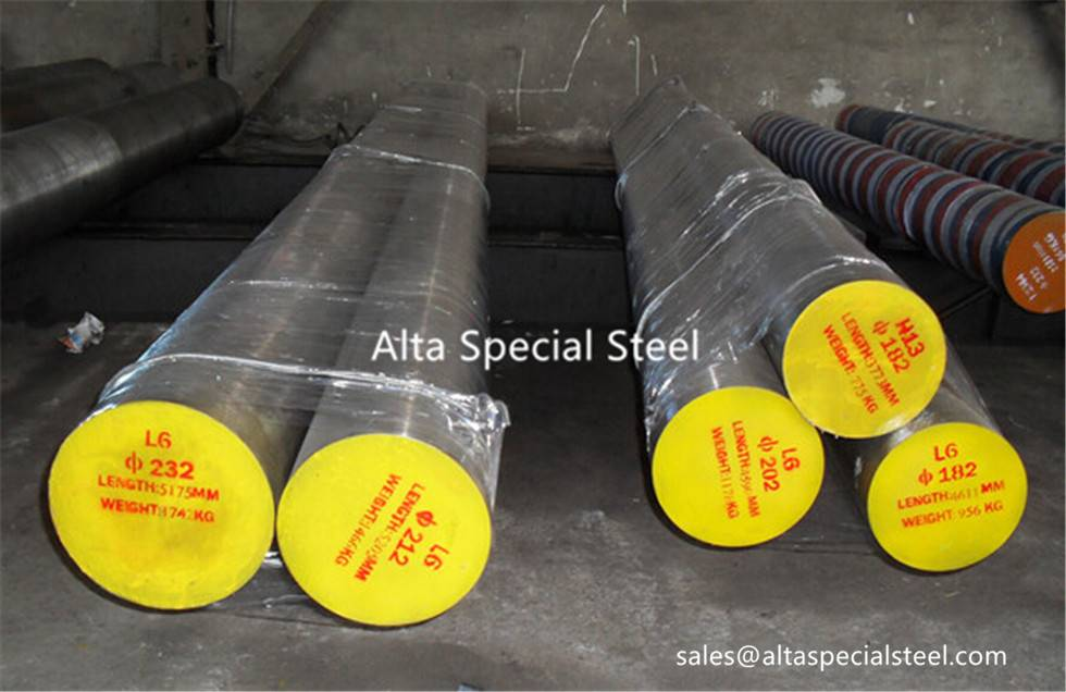 DIN 1.2714 / AISI L6 plastic mould Steel