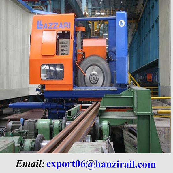 Railway Rail Cutting Machine