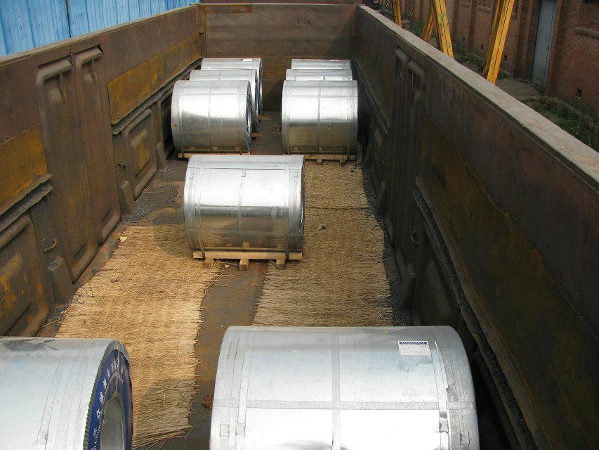 0.40mm hot dipped galvanized steel coil