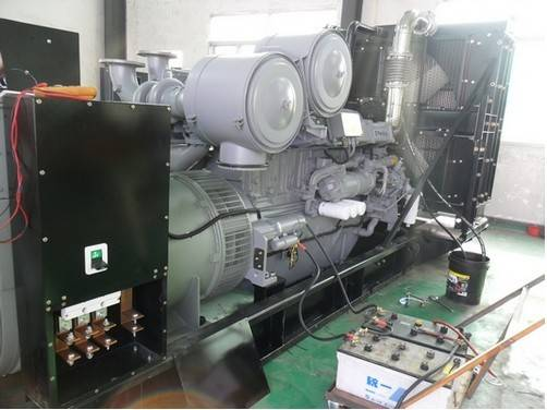 PERKINS 50HZ 400V 1200kw diesel generator