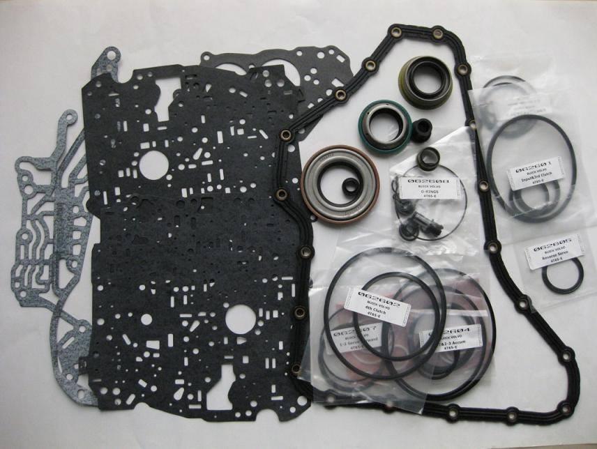 complete set of motorcycle gasket