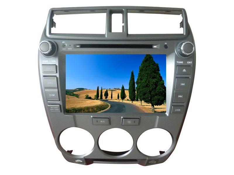 Honda City car dvd player