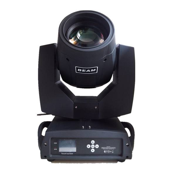 15R 330W Sharpy Beam Moving Head--16 facets prism