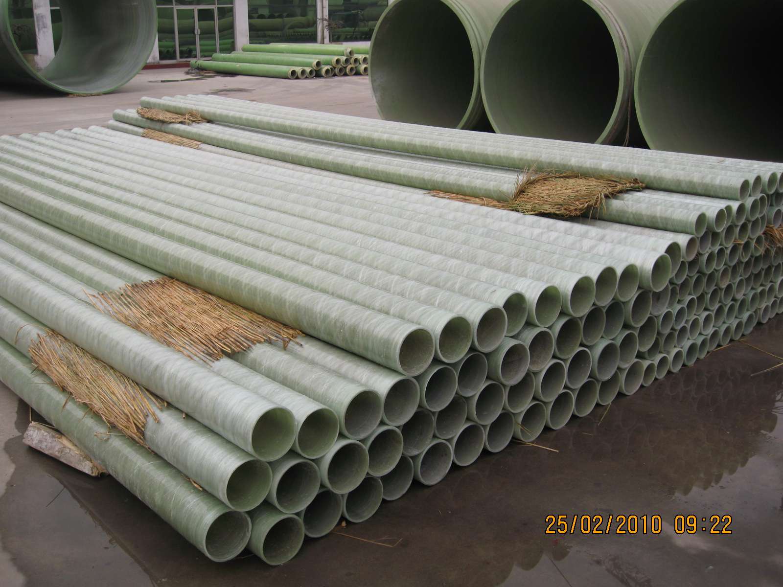 FRP/GRP process pipe