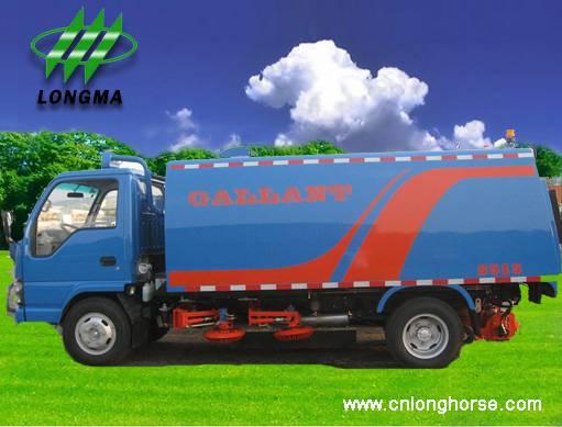 Road Sweeper Truck,Longma