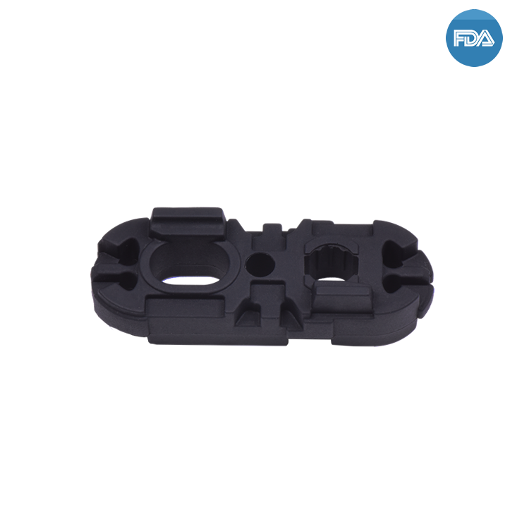 Customized FDA food grade silicone EPDM rubber sealing Stopper from China factory