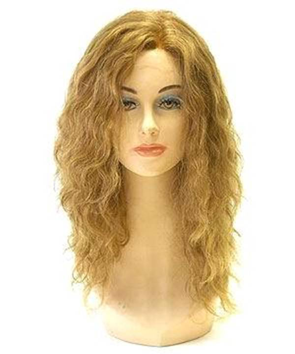 Virgin Brazilian Human Hair Lace Wig Full Lace Wig