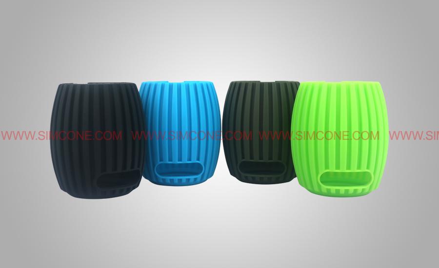 Silicone Rubber protective cover