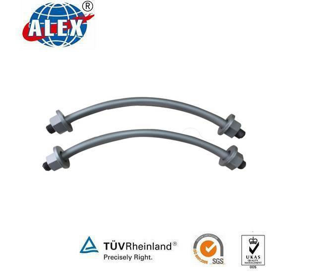 segment high tensile 8.8 grade HDG