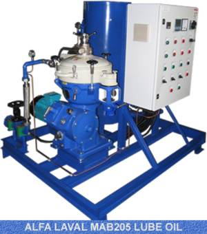 Recondiitoned Alfa Laval Transformer Oil Purifier, Hydraulic Oil Purifier