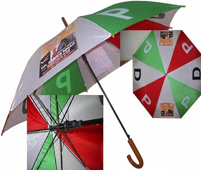 "24""*8K auto open umbrella gift"