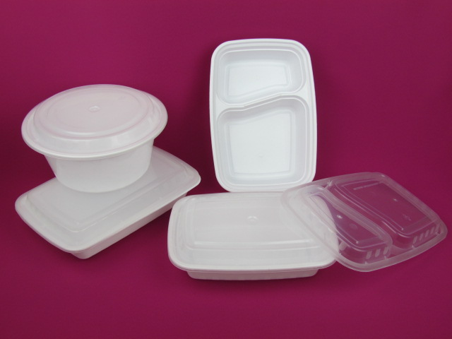 disposable food container