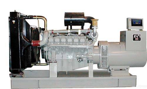 Diesel Generator Set Approval ISO9001,ISO 14001 and OHSAS18001