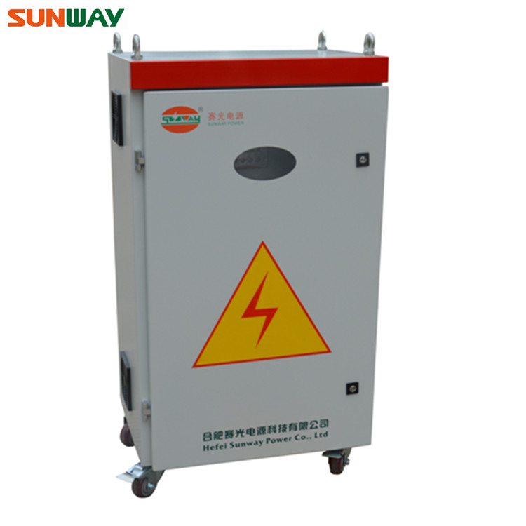 360V/380V/384V 85A/100A/125A/150A PV control cabinet solar charge controller