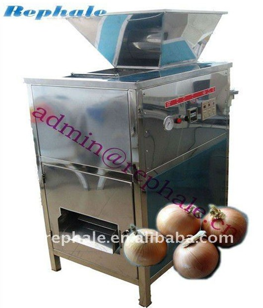 automatic onion peeling machine