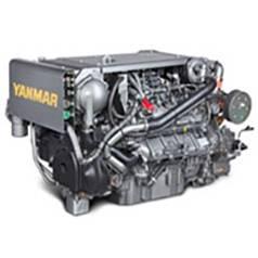 New Yanmar 8LV-320 Marine Diesel Engine 320HP