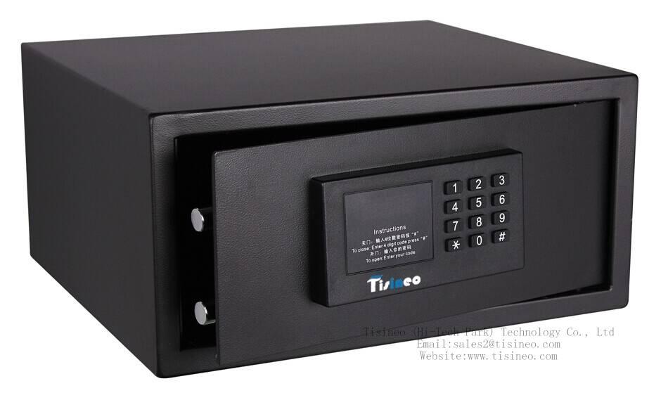 Hotel electronic digital safe Tisineo SSmr