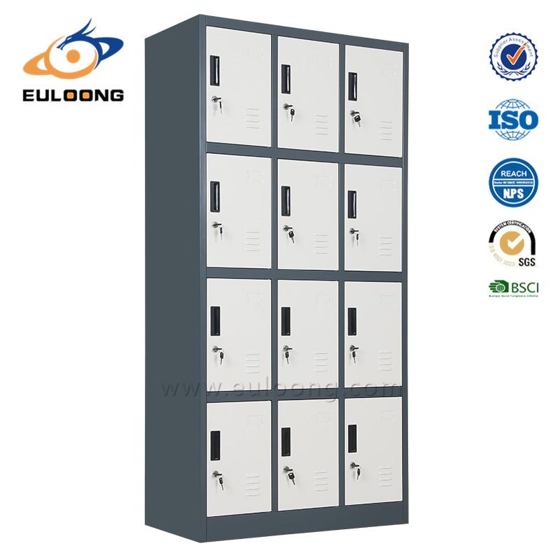 12 Door Storage Locker