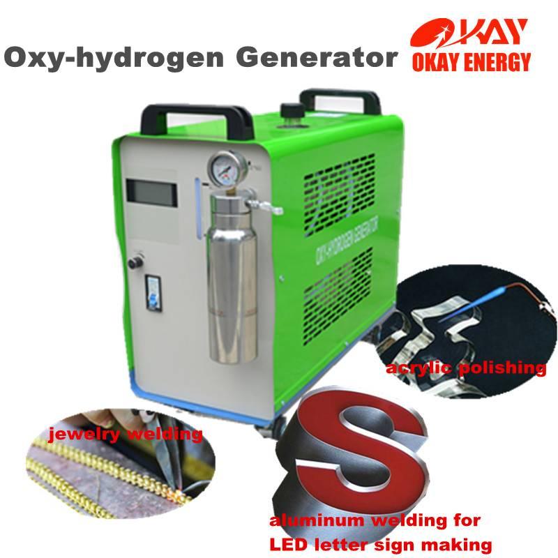 micro small portalbe hho generator welding machine jewelry welding machine