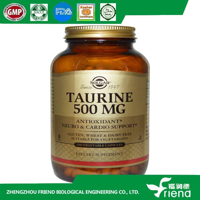 Cas No:107-35-7 Taurine powder