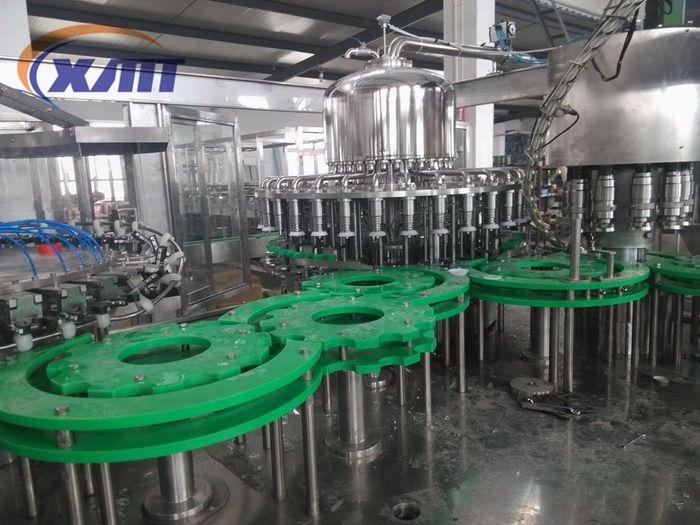 automatic hot juice filling machine/juice filler
