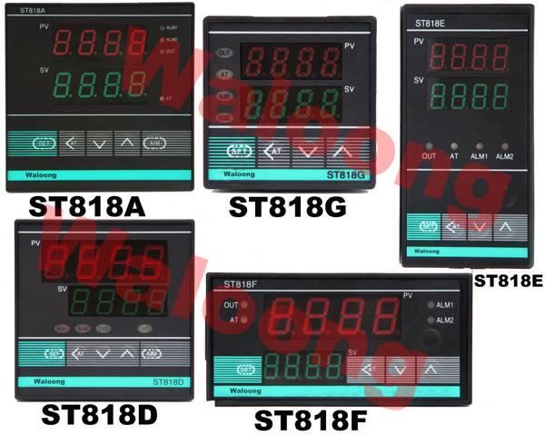 ST818 Series Intelligent Digital Temperature Controller