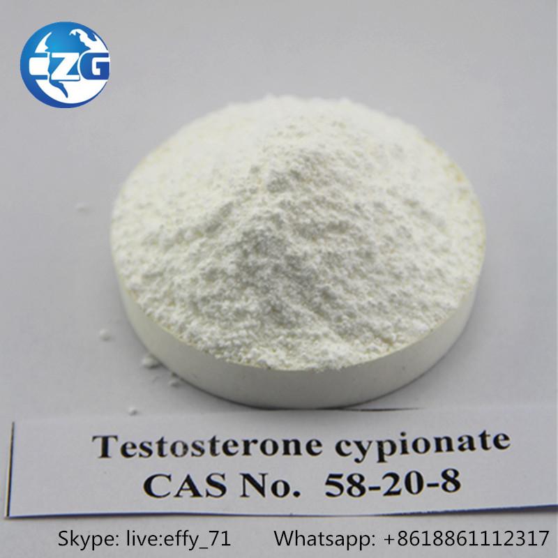 Raw Steroids Powder Testosterone Cypionate TC