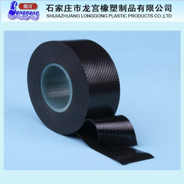 High voltage insulation materials self fusing splicing rubber tape