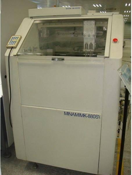 Minami MK880SV Screen Printing machinery for sales