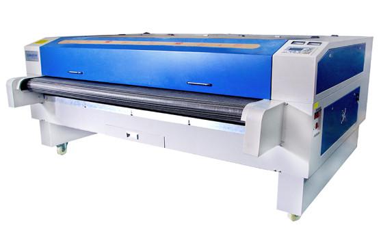 CW-1610F Double head automatic feeding laser cutting machine