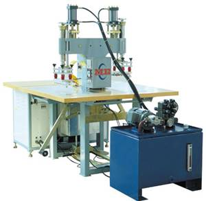 High Frequency Welding Machine-Hydraulic Feet Trample Type