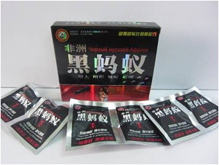 Africa Black Ant Sex Pills Male Sex Enhancer Chinese Herb