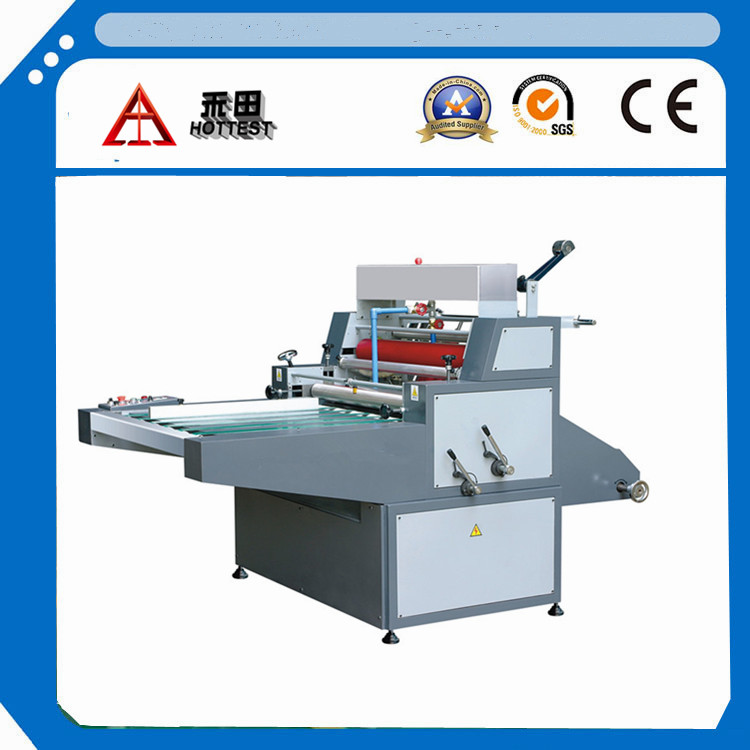 KFM-1020 Manual window cold laminating machine