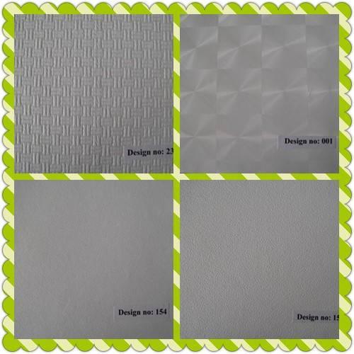 PVC Laminated Gypsum Ceiling