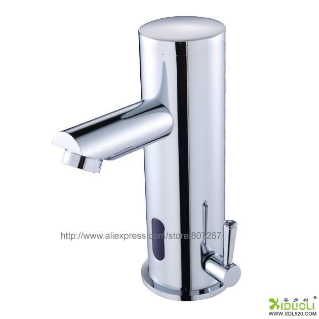 automatic basin tap/water tap bathroom/waterfall basin tap